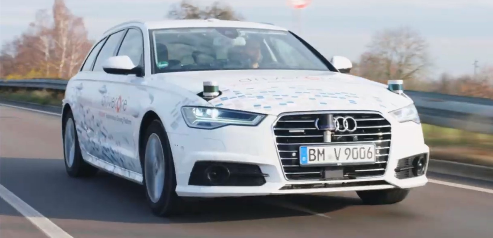 Visteon Participates in Research Project for Validating Autonomous Driving Systems