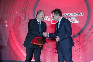 Ivan Mihaylov receives ACB's 'R&D Solution of the Year' award